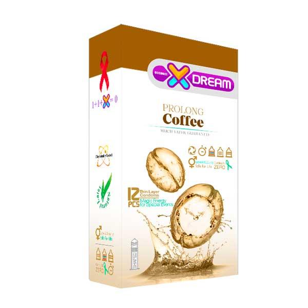 خرید کاندوم تاخیری طعم قهوه