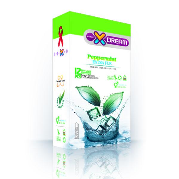فروش ویژه کاندوم خنک کننده X-DREAM